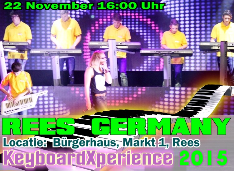 KeyboardXperience Rees 2015